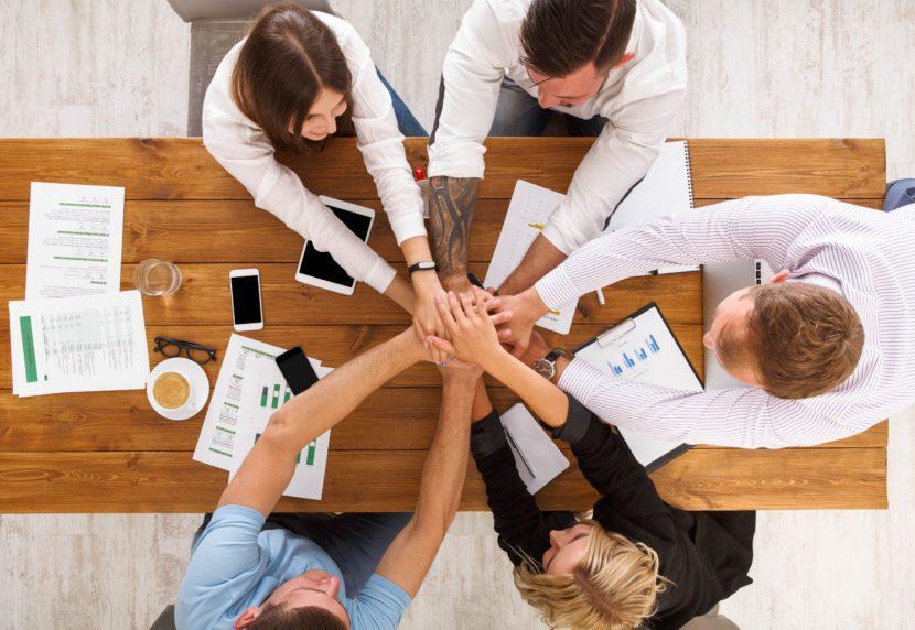 Организация тимбилдинга требует особого внимания